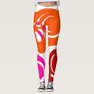 Liquify Pattern Leggings