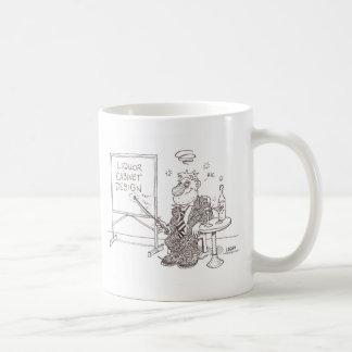 Liquor Cartoon Mug