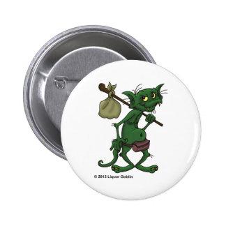 Liquor Goblin Button