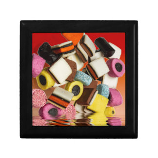 Liquorice All Sorts sweets Gift Box