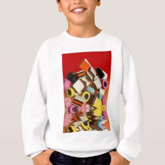 Liquorice All Sorts sweets Sweatshirt