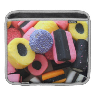 Liquorice Allsorts Sleeves For iPads