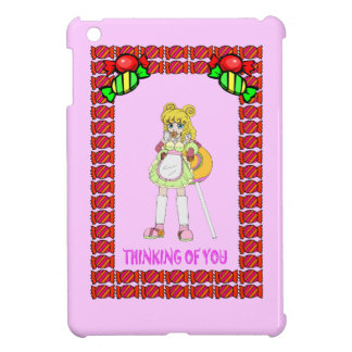 Lisa lollipop and the toffees cover for the iPad mini