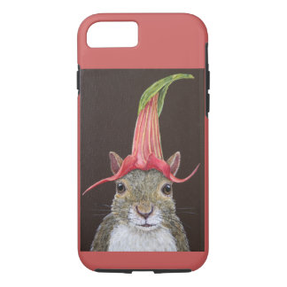Lisa the Squirrel iPhone 8/7, Tough Phone Case