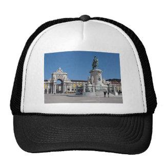Lisbon Commerce Square Cap
