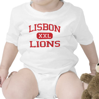 Lisbon - Lions - Lisbon High School - Lisbon Iowa Shirts