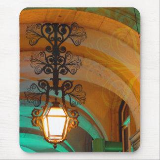Lisbon Old Lamp mousepad