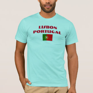 Lisbon Portugal High Quality Shirt