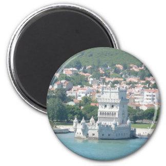 Lisbon, Portugal Fridge Magnet