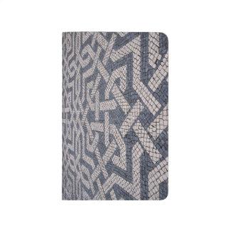Lisbon Sidewalk Pocket Notebook