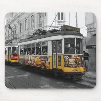 Lisbon Tram 28 | Eletrico 28 Lisboa Mouse Pad