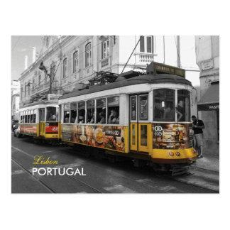 Lisbon Tram 28 | Eletrico 28 Lisboa Postcard