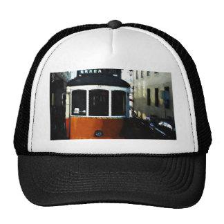 Lisbon tram cap