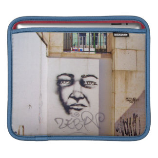 LISBON (URBAN GRAFFITI) iPad Rickshaw Sleeve