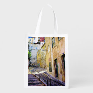 LISBON (URBAN STREET) Reusable Bag
