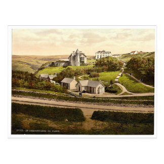 Lisdoonvarna. Co. Claire. (i.e. Clare Co.), Irelan Postcard
