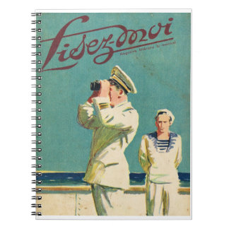 Lisez-moi, Sailors at sea Notebooks