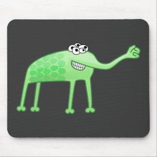 Lisp Alien Mousepad