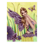 Lissa - Flower Fairy Postcard