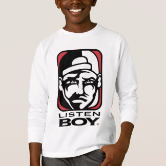 Listen BOY Clothing with Attitude T-Shirt