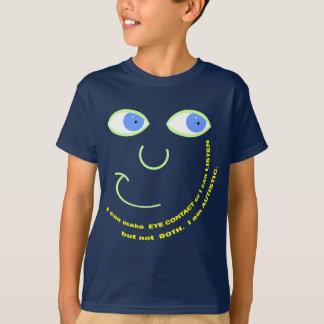 Listen Dark Apparel T-Shirt