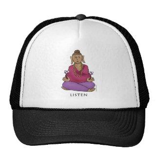 Listen Mesh Hats