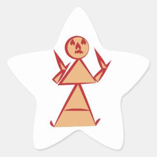 Listen to Aunt SALINA Star Sticker