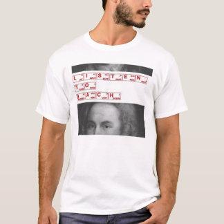 listen to bach T-Shirt