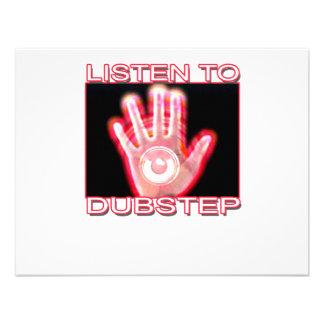 LISTEN TO DUBSTEP INVITATION