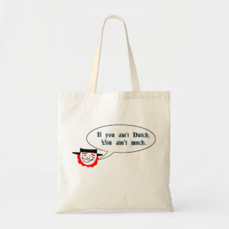 Listen to Dutchenstein Tote Bag