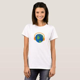 Listen to Earth Tshirt