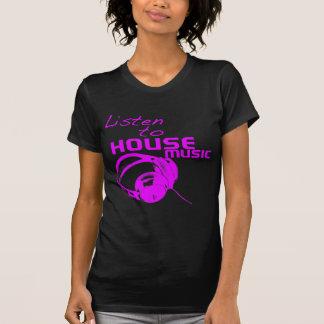 Listen to House Music T-Shirt
