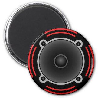 Listen To Me! 6 Cm Round Magnet