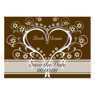 Listen To My Heart Affordable Save The Date Cards Business Cards