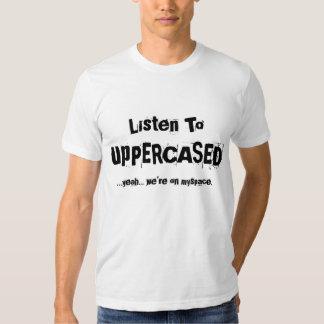 Listen to Us Tshirt