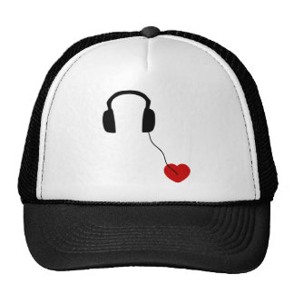 Listen To Your Heart Hats