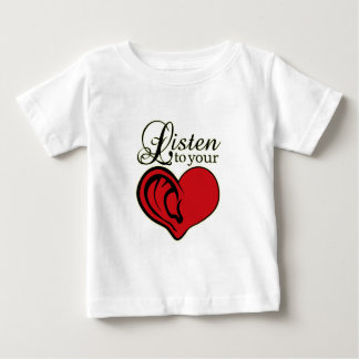 Listen to your heart tshirt