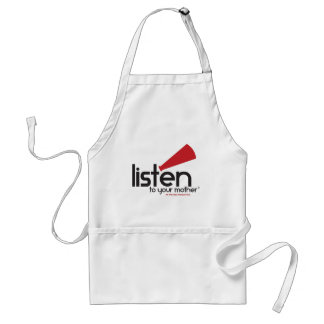 Listen To Your Mother Gifts Standard Apron