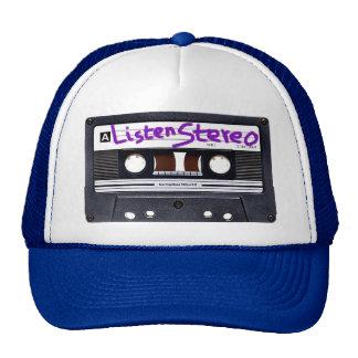 ListenStereo com Trucker Hat Trucker Hats