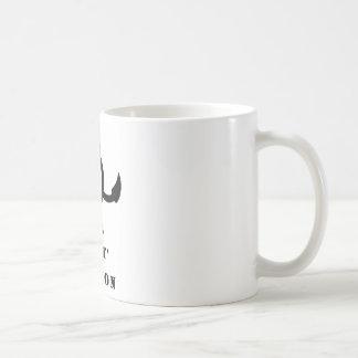 lit demon basic white mug