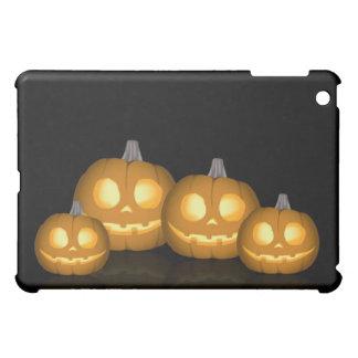 Lit Jack-O-Lantern  iPad Case