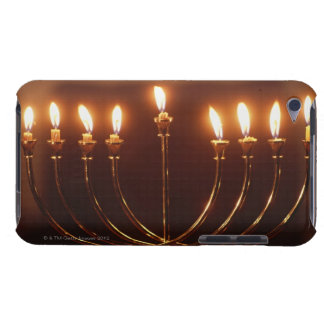 Lit menorah, Israel iPod Touch Covers