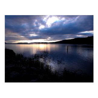 Lit River Postcard