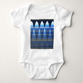 Lit up Blue Building Block 2 Shirt