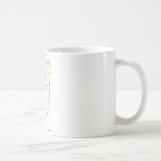 Litany Judged Basic White Mug