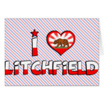 Litchfield, CA Cards