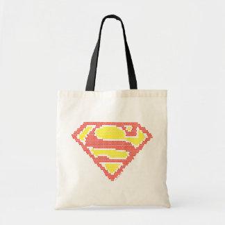 Lite-Brite S-Shield Tote Bag