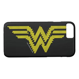 Lite-Brite WW Symbol iPhone 8/7 Case