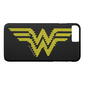 Lite-Brite WW Symbol iPhone 8 Plus/7 Plus Case