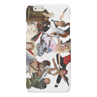 Literary Classics and Fictional Characters Dreamed iPhone 6 Plus Case